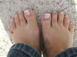 hollywood toes
